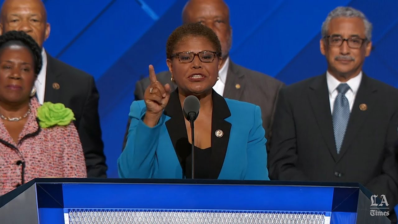 The Karen Bass Los Angeles Knows