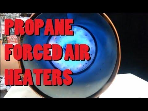 Propane Torpedo Heater Not Lighting Amp How They Work Youtube