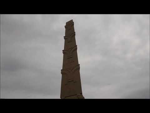 Kunvald - Pomník Obětem 1. Světové Války