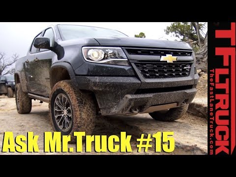 What is The Best New Off-Road Truck For Under $50K? Ask Mr Truck #15