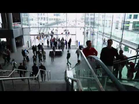 Time Lapse: Vancouver Convention Centre - BC, Canada