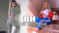 KATJA KRASAVICE wird mit BH beworfen ❤ KATJA fühlt sich wie ein Superstar