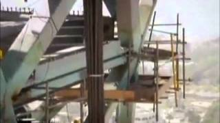 Capital Gate Tension Test.wmv