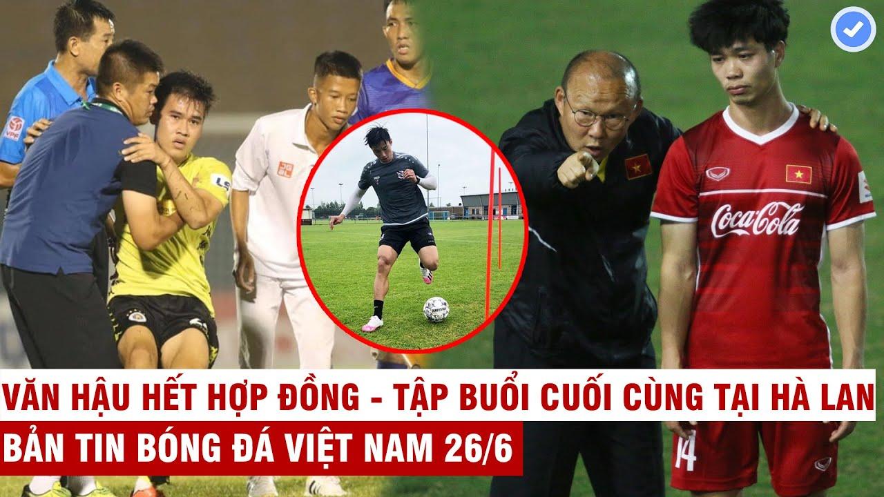 VN Sports 26/6 | NÓNG: Tuấn Anh dính chấn thương nặng, Công Phượng có thể không dự AFF Cup