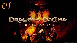 Прохождение Dragon's Dogma: Dark Arisen на русском (Hard Mode) #01