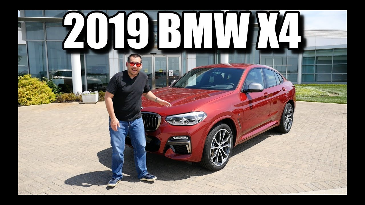 2019 BMW X4 first drive review: A sportier sports activity coupe