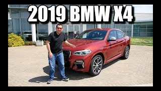 2019 BMW X4 G02 (ENG) - Test Drive and Review