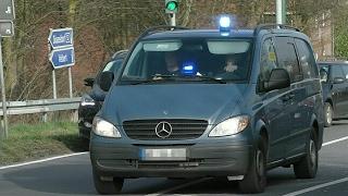 [SEK-Einsatz nach Machetenangriff] Polizeigroßeinsatz in Düsseldorf - Täter auf der Flucht