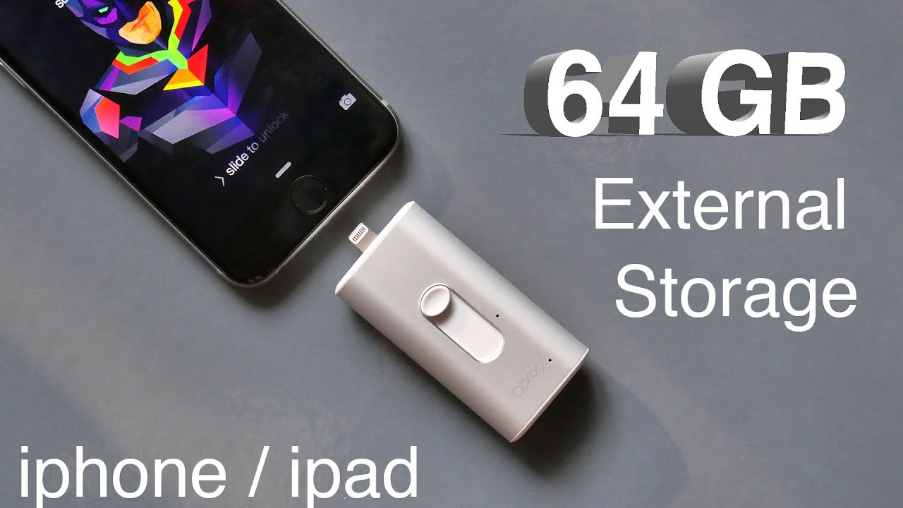 Iphone S External Memory