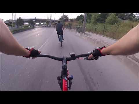 Велопробег от Mr Kingsman