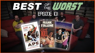 Best Of The Worst: A*P*E, Easy Kill, And Honorable Men