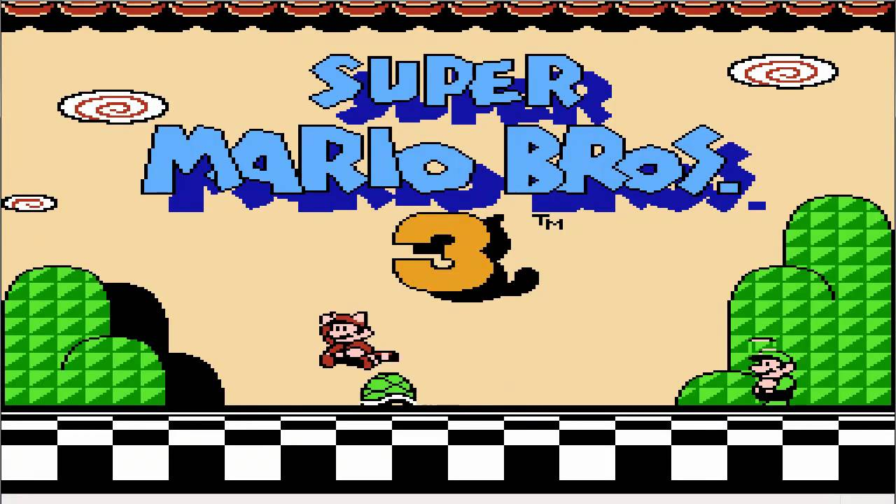 super mario bros 3 play online