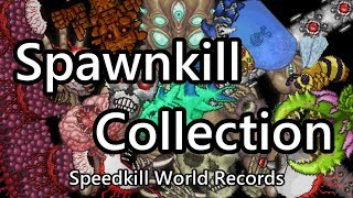 Terraria Spawnkill Collection - Speedkill World Records