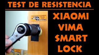 ATAQUE EXTRACTOR XIAOMI VIMA SMART LOCK [3/3]
