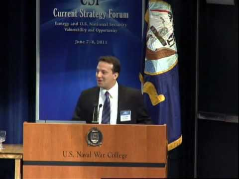 CSF 2011 | Panel Discussion: Seapower, Energy, and Adapting to Future Constraints