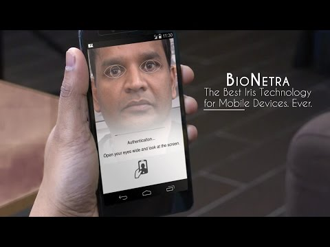 BioNetra: Advanced iris recognition solution for mobile devices in India