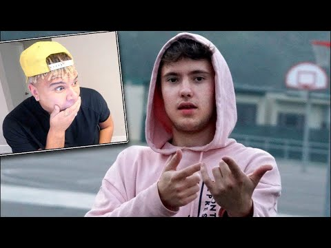 """Reacting to Quadeca&39;s KSI Diss Track """"INSECURE"""""""