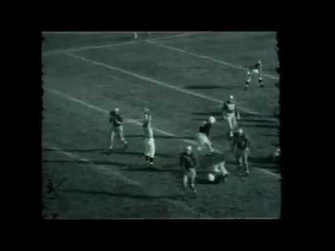 VINCE DOOLEY vs. Georgia in 1952