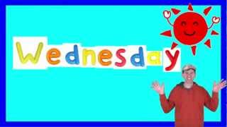 Wednesday Song For Children