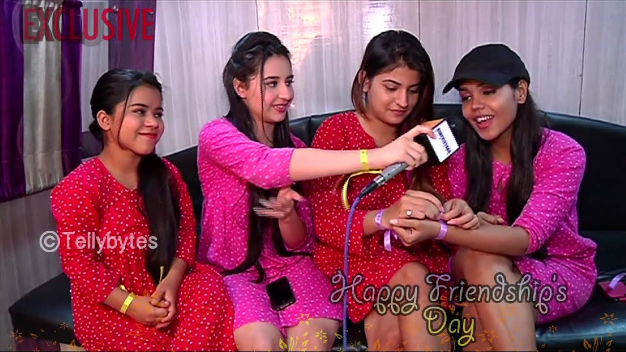 Warrior High cast celebrates Friendship's Day with Tellybytes