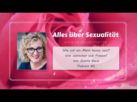 Podcast #2 - Wie soll ein Mann heute sein? Als Gast - Gianna Bacio