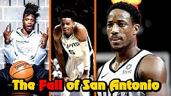 What Happened to the San Antonio Spurs?