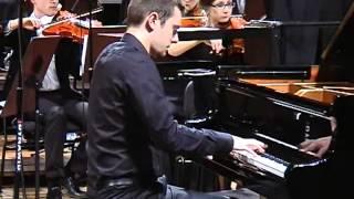 Adam Szlenda - Camille Saint-Saens - Koncert fortepianowy g-moll op. 22 cz. 1