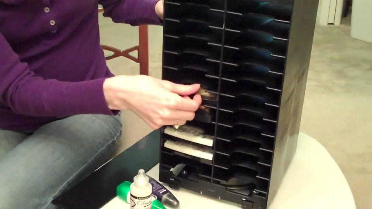 PortaINK Ink Pad Storage