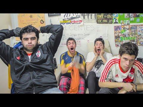 Wilstermann 3 River 0   Ida Copa Libertadores 2017   Reacciones de amigos