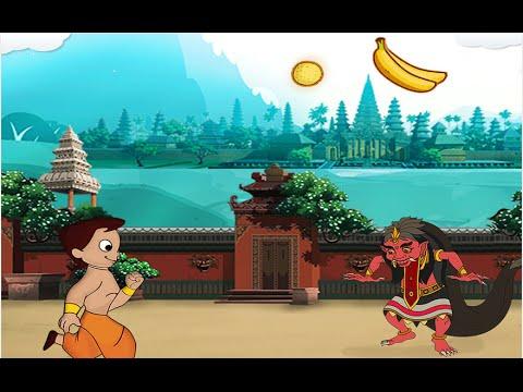 Chotta Bheem and throne of Bali android gameplay