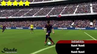 FIFA 14 All Skills Tutorial | PC Keyboard | HD