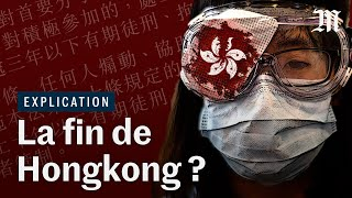 Hongkong, la fin de la démocratie ?