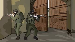 cs go cartoon 'cheaters' 'Читеры'