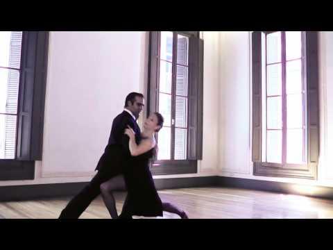Daniel y Alejandra Por una Cabeza Tango Dance