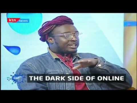 Youth Cafe: Cyber bullying, the dark side of the internet