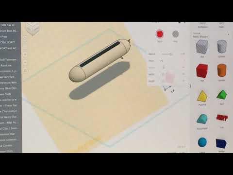 Solar Blimp Design and Prototype Gabriel Enriquez UTPB STEM ACADEMY