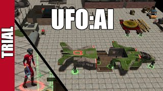 UFO:AI   Alien Invasion   Lets Try