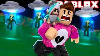 ROBLOX CAMPING 31 💥 INVADE US in AREA 51