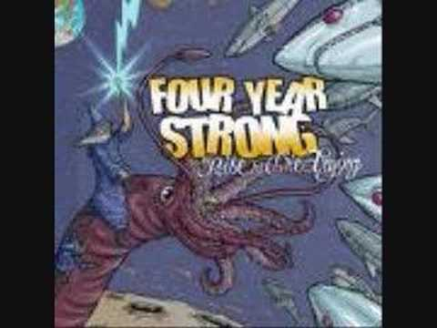 Four Year Strong Men Are From Mars Women Are From Hell