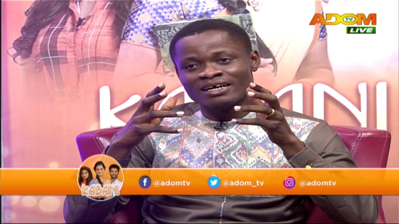 Kabani Chat Room Adom Tv 24 9 20 Youtube