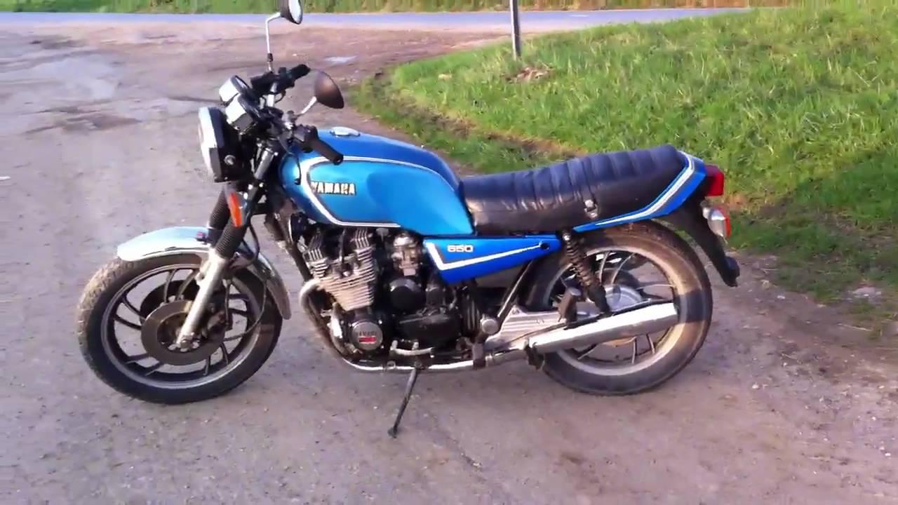 Yamaha Xj Custom