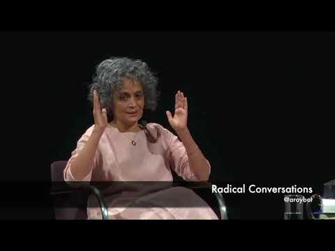 Arundhati Roy compares Narendra Modi with Donald Trump