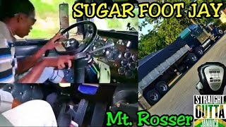 Sugar Foot JAY in the Hills - Smooth Hill Start - N14 Singing