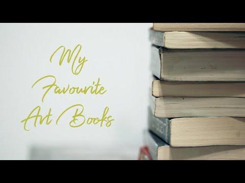 My Favourite Art Books
