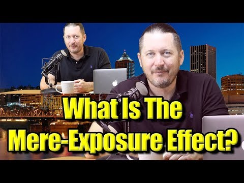 Psychology - The Mere Expousure Effect in Music from YouTube · Duration:  5 minutes 18 seconds