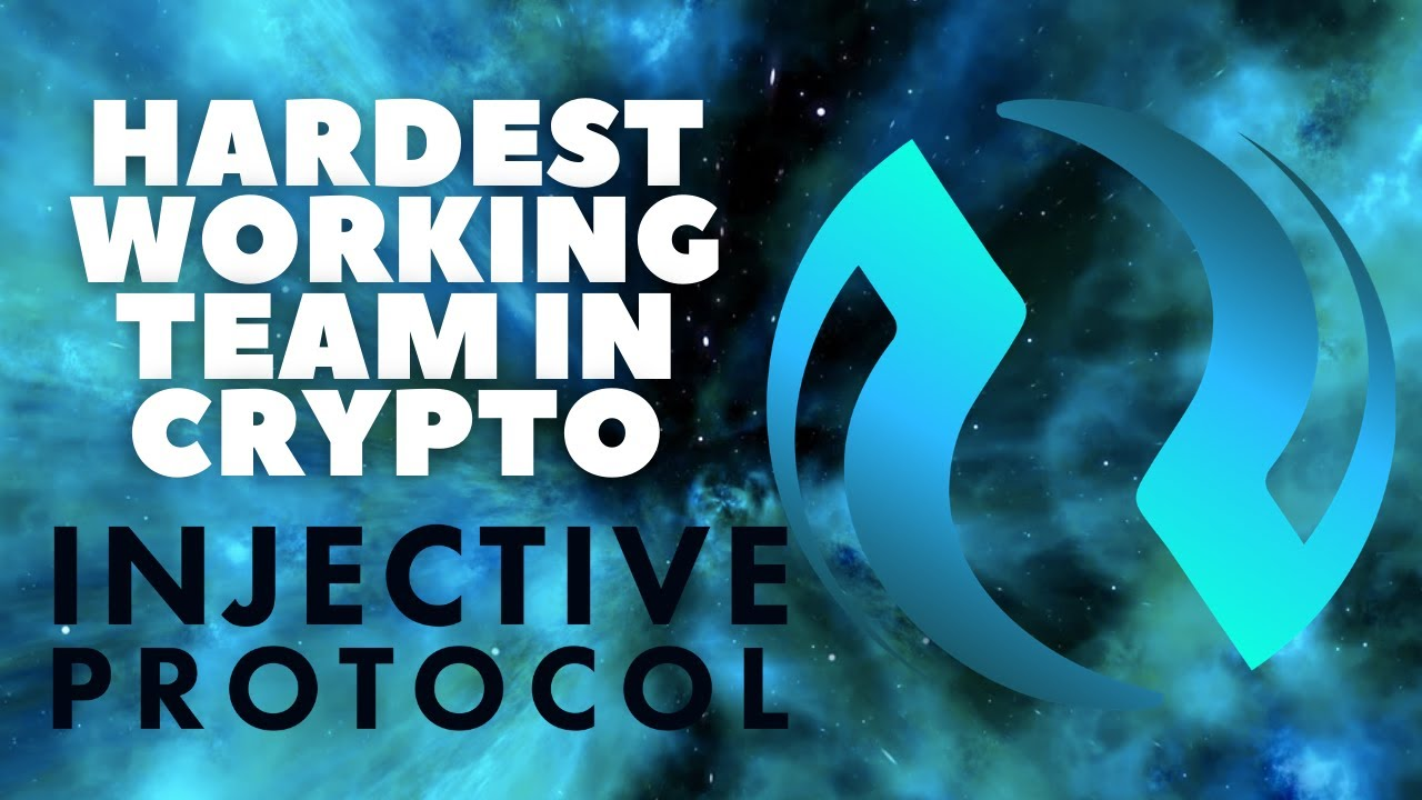 Download Injective Protocol Hardest Working Team In Crypto - Injective Protocol Price Prediction - INJ Coin