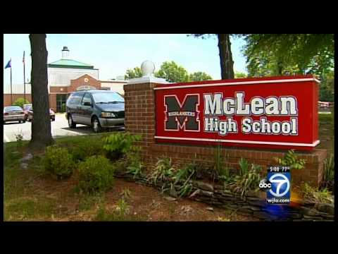 Pornography scandal hits McLean High School