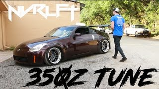 TUNING THE 350Z!