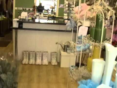 Lindas flower shop interior YouTube