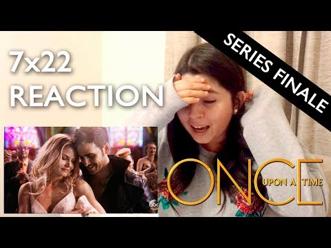 Once Upon A Time SERIES FINALE | 7x22 Reaction